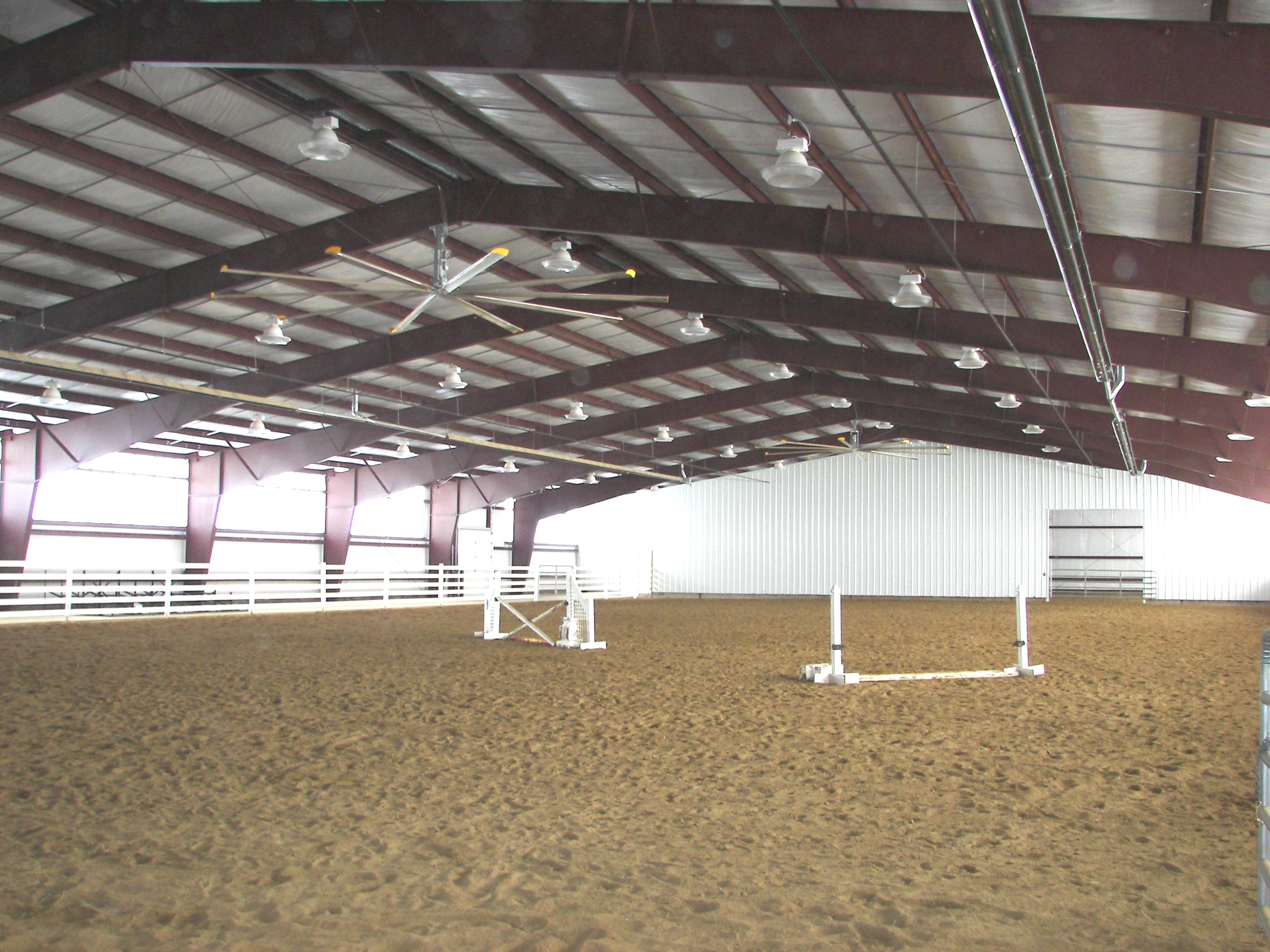 Hinckley Equestrian Center Simmons Brothers Construction